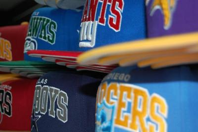 Mitchell and Ness.