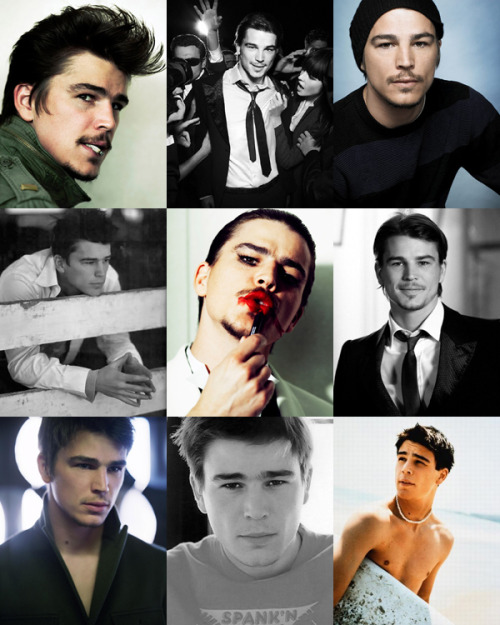 demonkittie:  100 Actors || Josh Hartnett