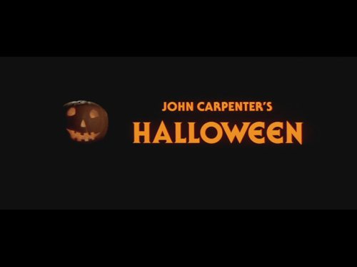 Halloween Hype 2011, Pt. XVI  Halloween  [1978 / John Carpenter / *****] The film that perfected the slasher film, setting the standard for all such movies going forward. I love this film to death. If I were somehow able to track every movie I ever watched, I wouldn't be surprised if this was my most-viewed one. I watched this on Blu-ray for the first time today. I actually didn't find the HD transfer that impressive. I actually found it a bit cold compared to the warm DVD I'm used to (if that makes any sense). I'll have to compare the 2 versions sometime.