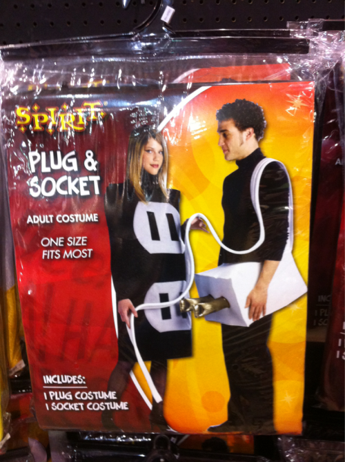 Spotted this costume at Party City earlier today. TROLOLOL :))