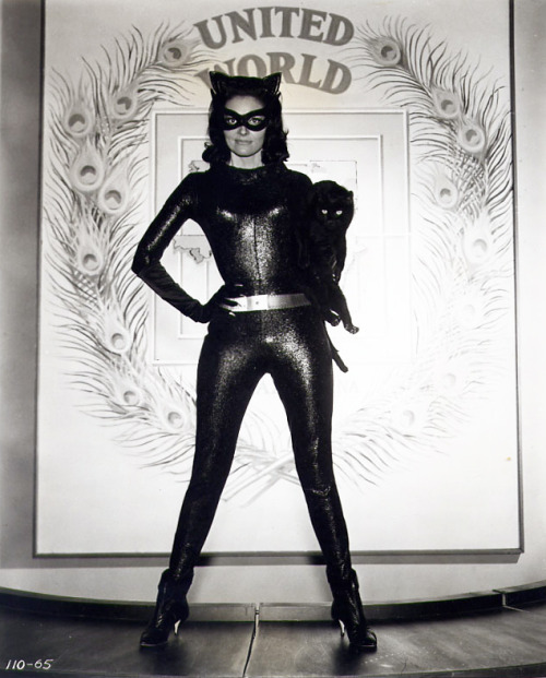 Lee Meriwether in the Batman film 1966