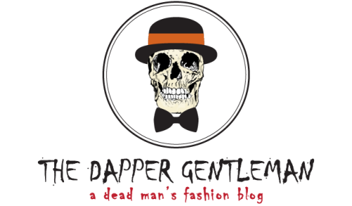 Happy Halloween!From,The Dapper Gentleman