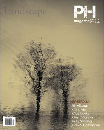 PH magazine #12  Monthly photography magazine. Landscape Issue