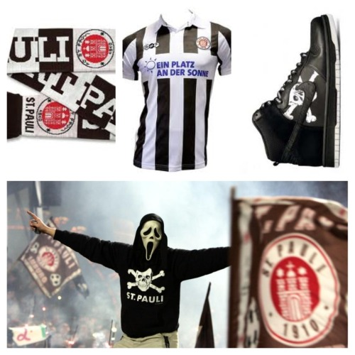 Nothing says Happy Halloween like this @FCStPauli Sick Collection  -DJ