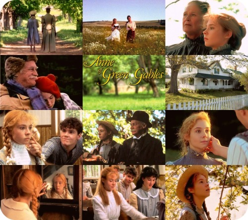 8. Anne of Green Gables (1985) Tomorrow is always fresh, with no mistakes in it.