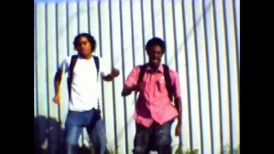 "Photo of me & @SynTeneYo from ""Watz Gud""Music Video. we did last year."