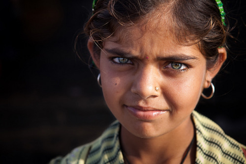 Eyes, Dwarka by s i a m (away) on Flickr.