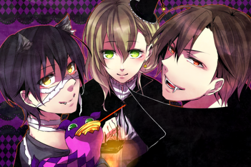 happy halloween from my favorite family of tales of xillia