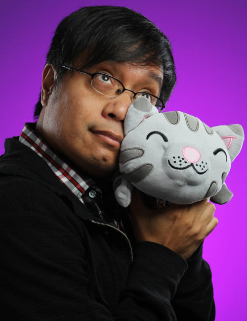Soft Kitty Plush - ThinkGeek