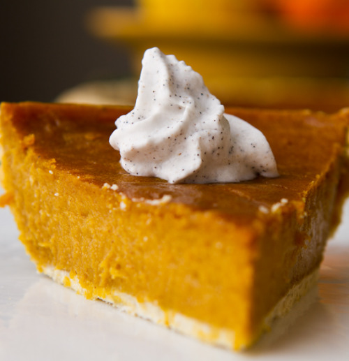 For the VitaMix crowd.  (via Four Ingredient Vegan Pumpkin Pie! - Healthy. Happy. Life.)