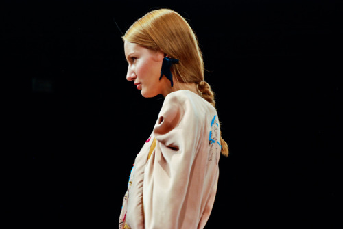 namal: Jenna Dawson, UWE Bristol at Graduate fashion week 2011. For more see Rebel Magazine's Graduate Collections issue.
