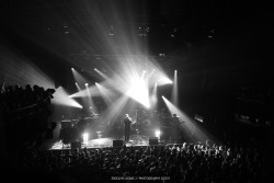 Elbow @ The Palace Theatre, Melbourne. ©2011. Vote for this photograph in the 2011 Ray Ban Photography awards here! Voting closes 5th of December 2011.