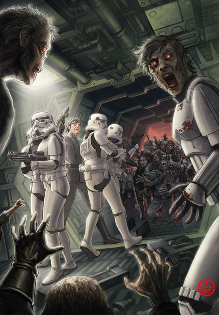 Death Troopers by Jeff Carlisle
