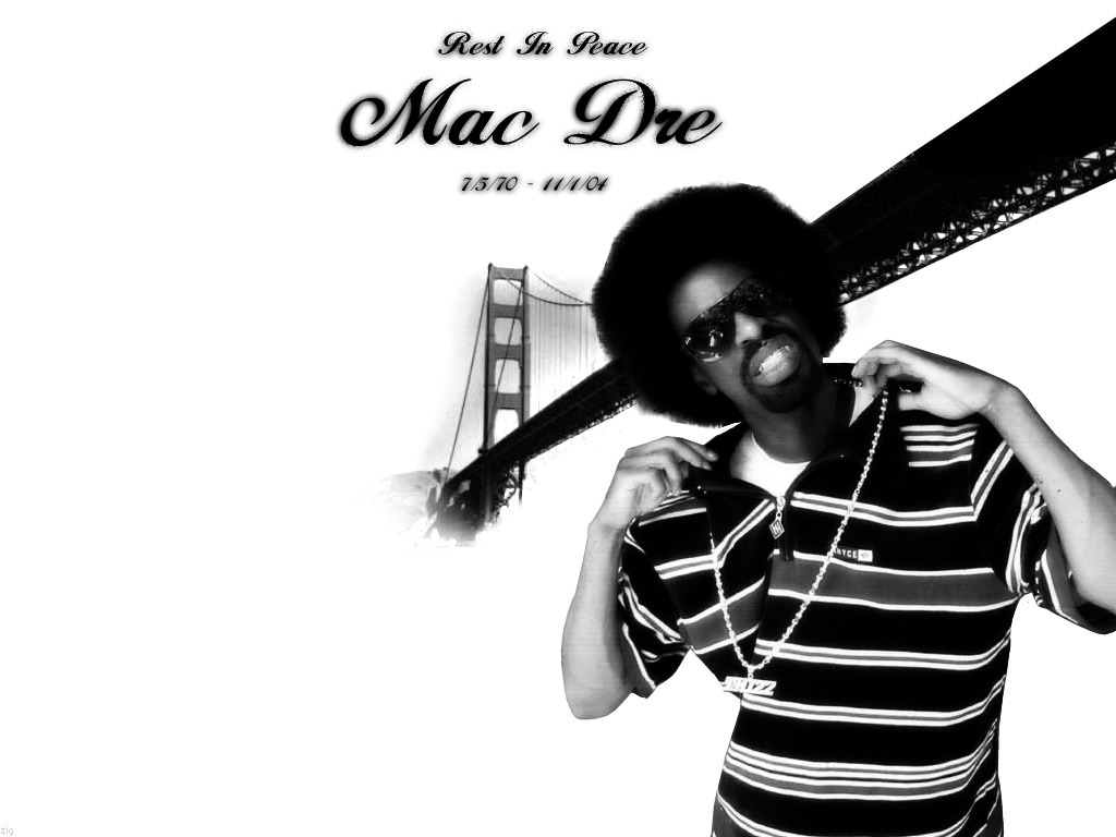 alejandrarubyisdope:  Rest In Paradise. Thizz In Peace.Andre Hicks. Mac Dre.