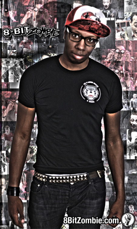 Shirt: Loners & RebelsLid:  Big Trouble Rocked & Edited by: Nerdsworth Photo by: Synis  8bz Social: Tumblr / Twitter  / Facebook
