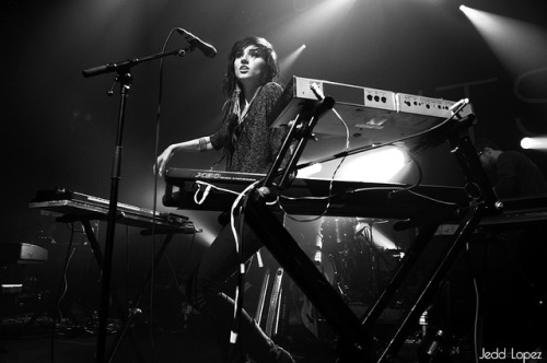 jeddlopezphoto:  Lights // Gramercy Theatre