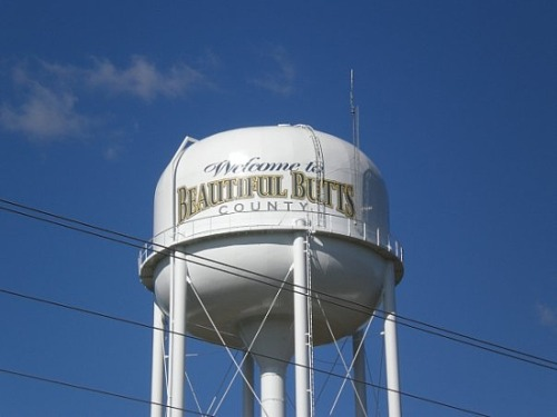 Butts County, Georgia, USA