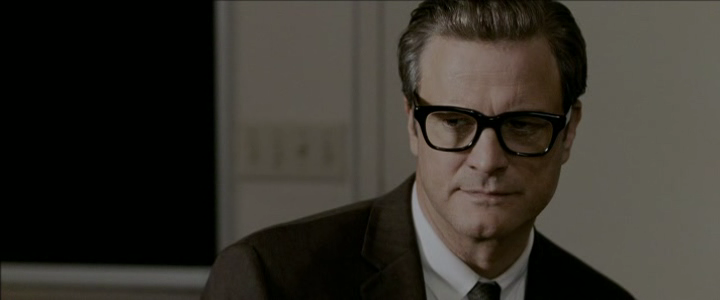 Colin Firth in A Single Man