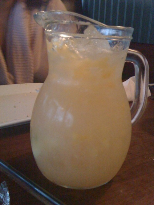 Ruby Tuesday Summer Peach Sangria