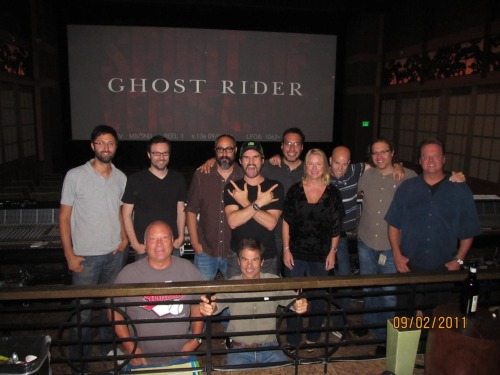 Ghost Rider:  Spirit of Vengeance …at the final dub