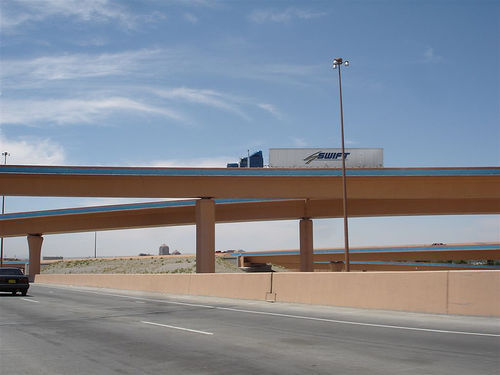 New Mexico Overpass
