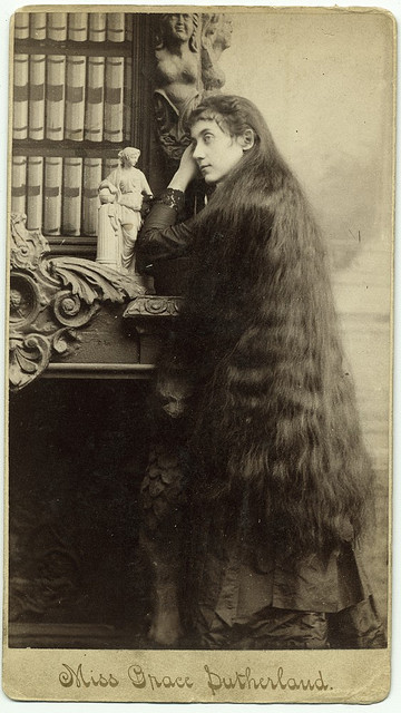 Miss Grace Sutherland. by George Eastman House on Flickr.