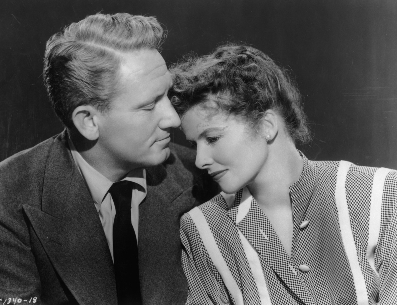 Spencer Tracy (April 5th, 1900 - June 10th, 1967)Katharine Hepburn (May 12th, 1907 - June 29th, 2003)