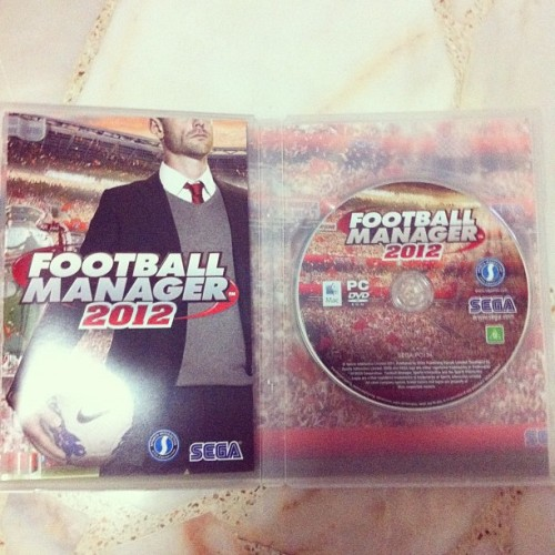 Thanks to @rhchia for helping me to buy! Game on! (Taken with instagram)
