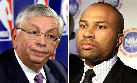 NBA Lockout: Whose Side Are You On?   The NBA has locked out it's players for 121 days now, and the preseason and the first month of regular season of the NBA have been casualties. I want to start off by saying both sides have been at fault in throughout this lockout situation. There were no meetings for close to two months after the initial announcement of the lockout. To me that is just unacceptable, you don't  go two months without meeting. Then claim you're 100% dedicated to getting a deal done in time to save the season. No excuses.Read More…         #JoinTheCipher !