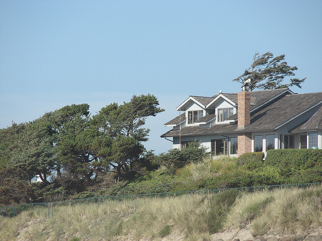 Beach house again by richtpt on Flickr.