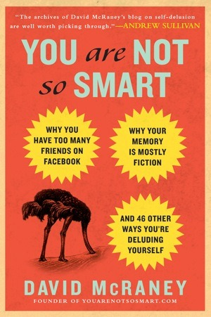 jtotheizzoe:  Third Person Effect: an excerpt from You Are Not So Smart This is quickly shaping up to be my most anticipated book of the year. Click through to read the full excerpt!  The Misconception: You believe your opinions and decisions are based on experience and facts, while those who disagree with you are falling for the lies and propaganda of sources you don't trust. The Truth: Everyone believes the people they disagree with are gullible, and everyone thinks they are far less susceptible to persuasion than they truly are. I can see right through that politician's lies. People are such sheep. People are so stupid. People will believe anything. I prefer to lead, not follow. Have you ever thought like this? Would it blow your mind to know everyone thinks this? If everyone thinks they aren't gullible and can't be swayed by advertising, political rhetoric, or charismatic con artists, then someone must be deluding themselves. Sometimes it's you.  (via Boing Boing)