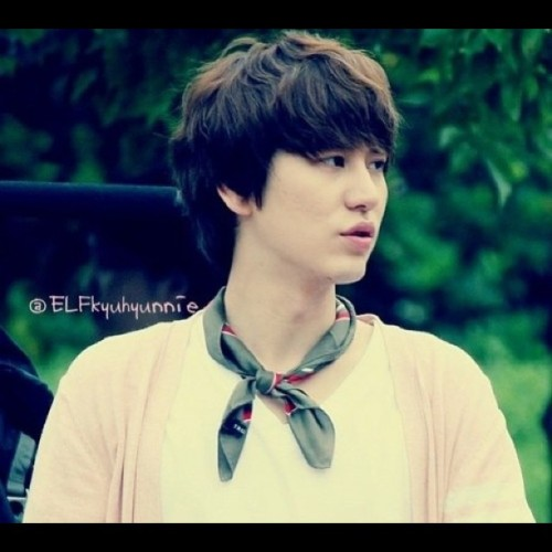Kyuhyun #kyuhyun #superjunior (Taken with instagram)