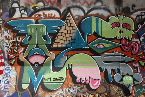 OZE 108, kyt, grunts, Olympia, 2011. photobysam:  IMG_0532 on Flickr.