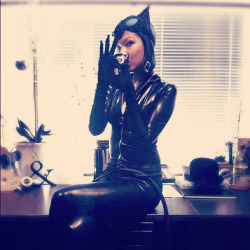 Catwoman on Flickr.Halloween!
