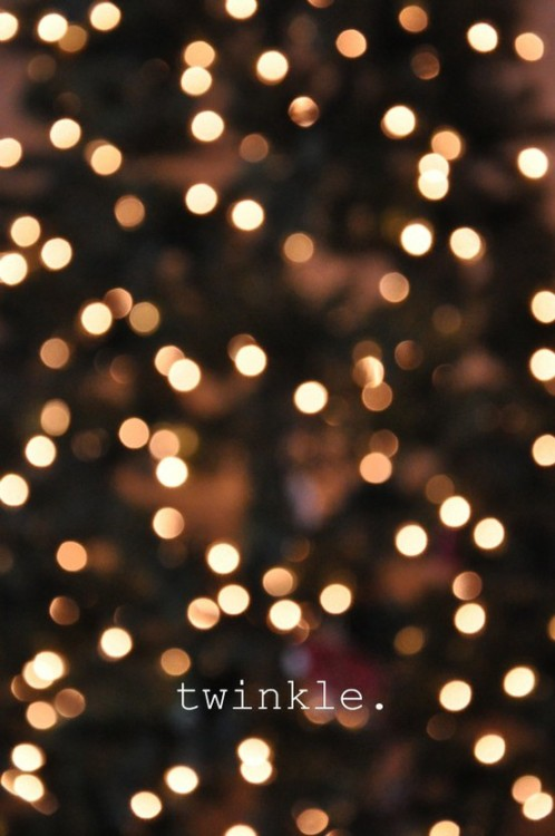 Only November first and I'm already so giddy for the Christmastime. Twinkly lights, snow, family & cheer… yes, please!