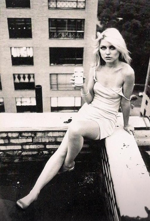 The Pulchritude of Debbie Harry