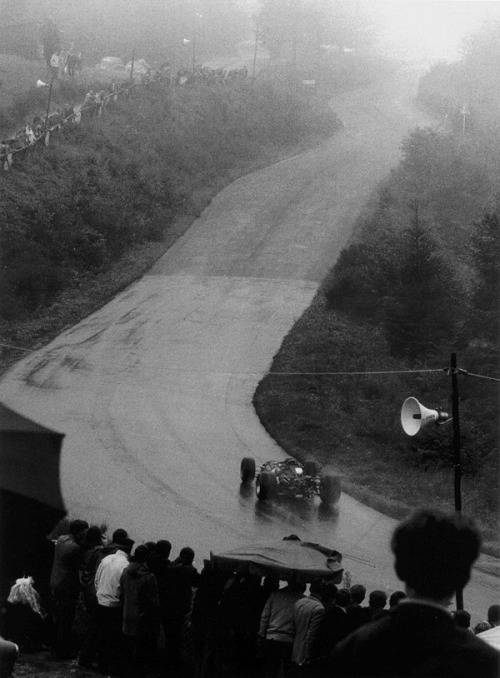 German Grand Prix, 1968. Dan Gurney in the Eagle-Weslake.