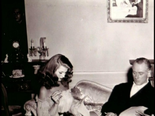 forlovelyritahayworth:  While filming Gilda (1946)