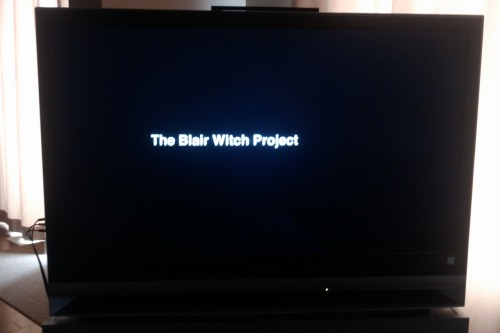 Halloween Hype 2011, Pt. XX The Blair Witch Project [1999 / Daniel Myrick & Eduardo Sanchez / *****] What an amazing year for film 1999 was and seeing this film on opening weekend remains one of the best cinematic experiences of my life.