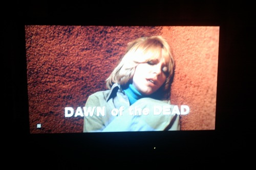 Halloween Hype 2011, Pt. XXII Dawn of the Dead [1978 / George A. Romero / *****] And here we are, at the final film of my Halloween Horror Marathan (only squeezed in 6 total for the day - still more movies than any other 1 day of my life that I can think of). And the last horror film viewed in the glorious month of October. While I may not be tracking them as diligently the rest of the year, rest assured I'll still be steady horror-viewing. It had been a few too many years since I last saw Romero's masterpiece but it's as incredible as ever. The only thing I might wish for is more Goblin score rather than some of the public domain-y music Romero sometimes uses. That said, this film is still perfection.