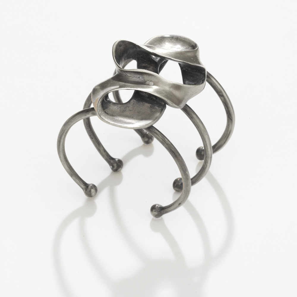 Muse Cuff Silverplated From MANIAMANIA