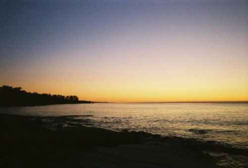 Goodmorning, Lake Superior.