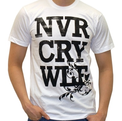 Today's PopThreads Featured Item is this bold t-shirt from Cry Wolf Clothing.   'Cause now that it's November and you're done pulling out all your tricks for treats— or are you..?— we think it might be a good reminder…  Bonus: for 10% off your total order Use Coupon Code: PopT10.  - PopThreads