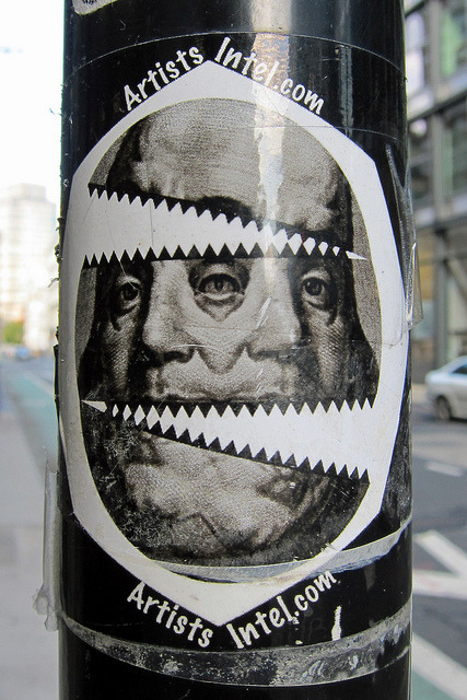 Street Art - NYC by mibbie on Flickr.