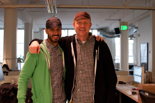 """He's always dressing like me."" - Method Design San Francisco"