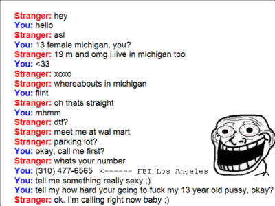 thatfunnyblog:  http://thatfunnyblog.tumblr.com/  OMEGLE FOR THE WIN!
