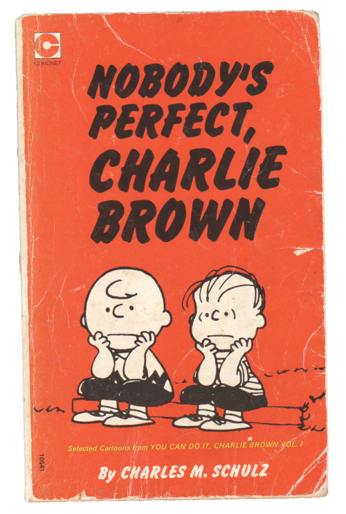 Peanuts is always worth a revisit: life lessons and wry humour.