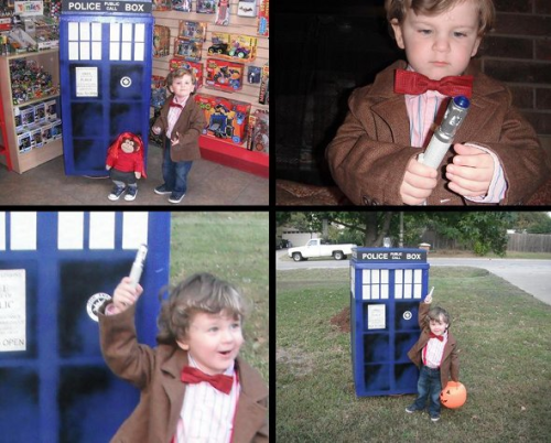 biancabeard:  HIS PARENTS ARE GENIUSES.  #doctor who #eleven