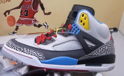"Air Jordan Spizikes ""Bordeaux"""