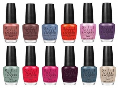 The Holland Collection by OPI for Spring 2012